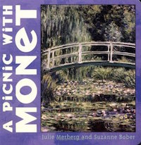 A Picnic with Monet cover