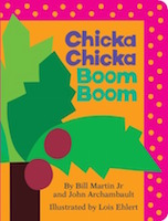 "cover image of ""Chicka Chicka Boom Boom by Bill Martin Jr., John Archambault, Lois Ehlret (Illustrations)"