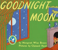 "cover art for ""Goodnight Moon"""