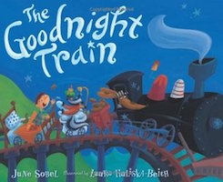 "cover art for ""The Goodnight Train"""