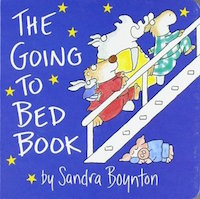 "cover art for ""The Going-To-Bed Book"""