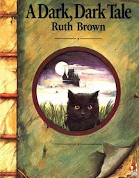 "cover image for ""A Dark, Dark Tale"" by Ruth Brown"