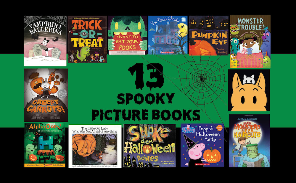 13 Halloween Season Picture Books for Kids with Autism