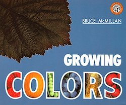 cover image for Growing Colors by Bruce McMillan