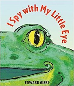cover of I Spy with My Little Eye by Edward Gibbs