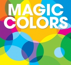 cover image of Magic Colors by PatrickGeorge