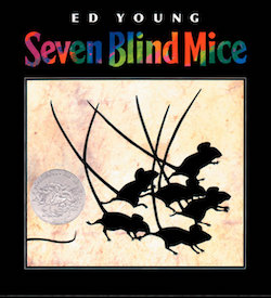 cover image for Seven Blind Mice by Ed Young