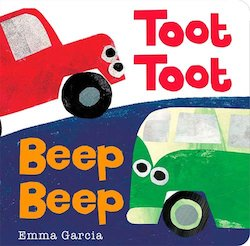 cover image of Toot Toot, Beep Beep by Emma Garcia