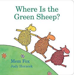 cover image of Where is the Green Sheep?
