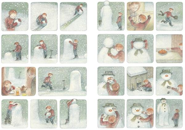 snowman-interior