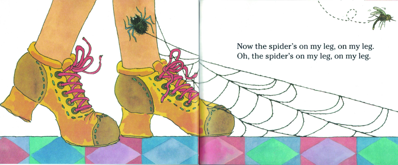 spider-on-the-floor-interior