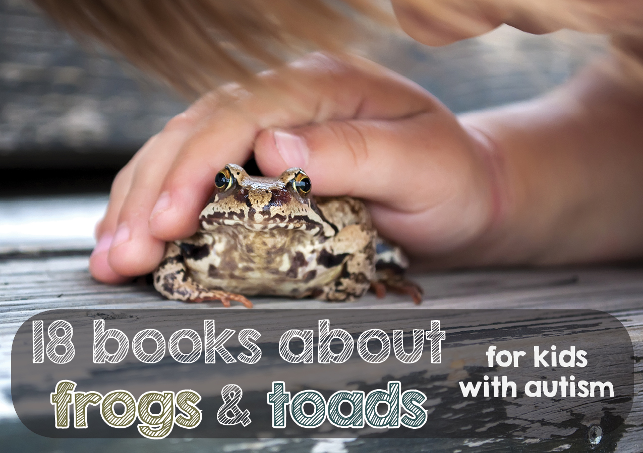 18 Picture Books for Kids Who REALLY Love Frogs & Toads