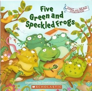 five-green-and-speckled-frogs-1