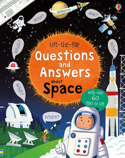 20 Picture Books for Autistic Kids Who Love Space Themes